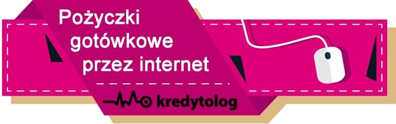 Pożyczki gotówkowe przez internet